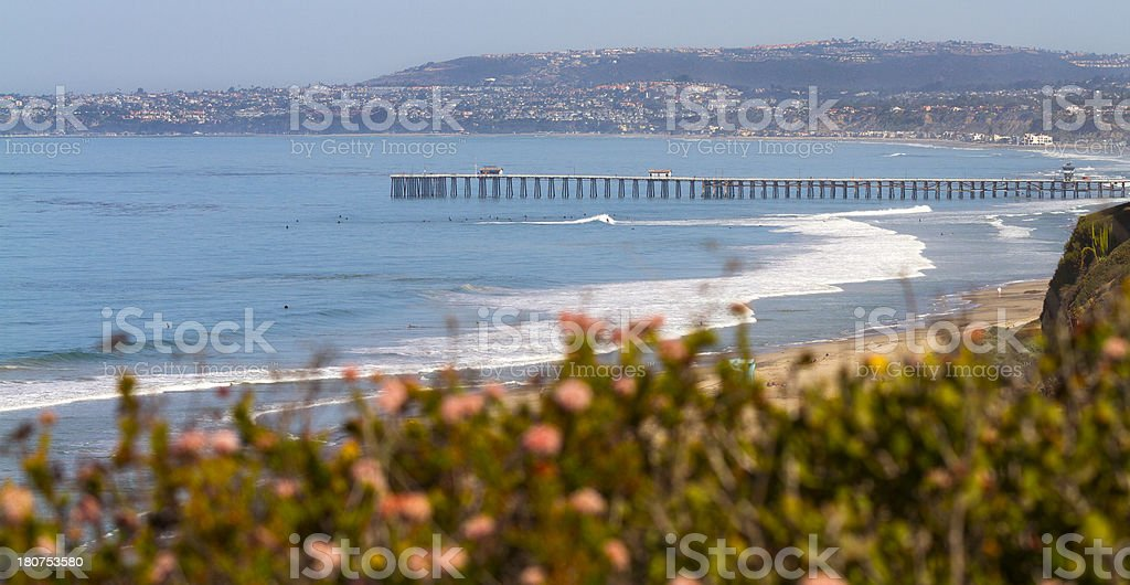 San Clemente California royalty-free stock photo