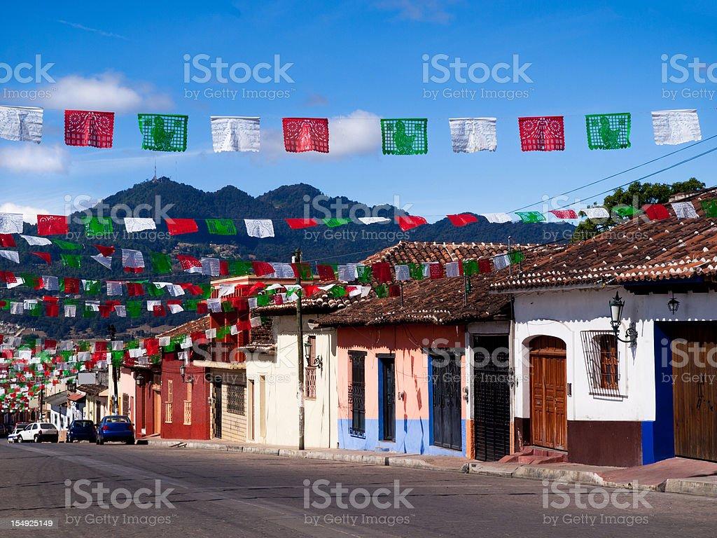San Cristobal de las Casas stock photo