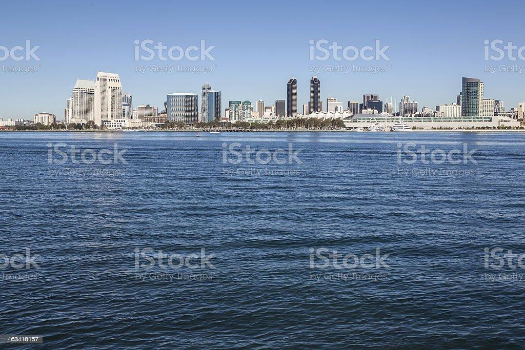 San Diego, California stock photo