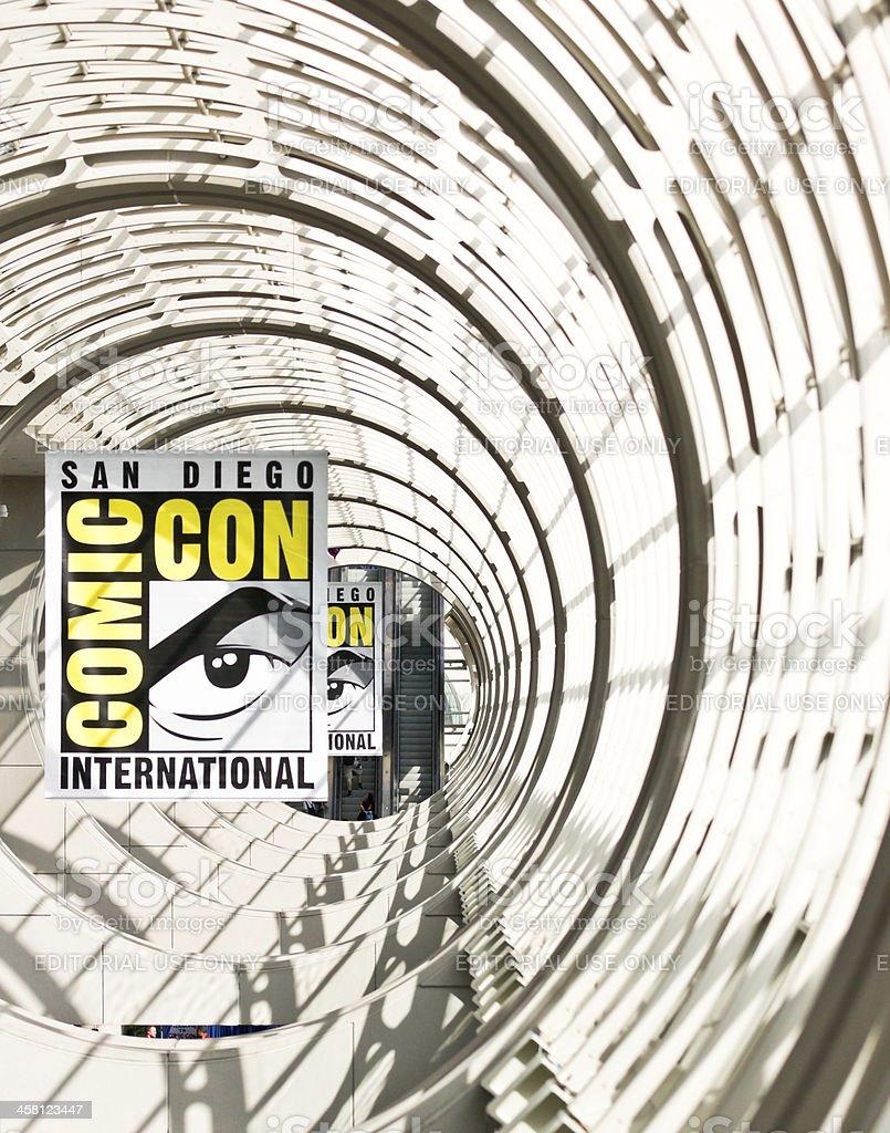 San Diego Comic Con International 2011 stock photo