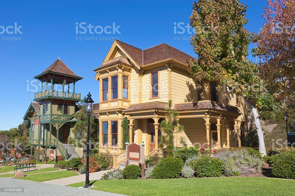 San Diego Old Town stock photo