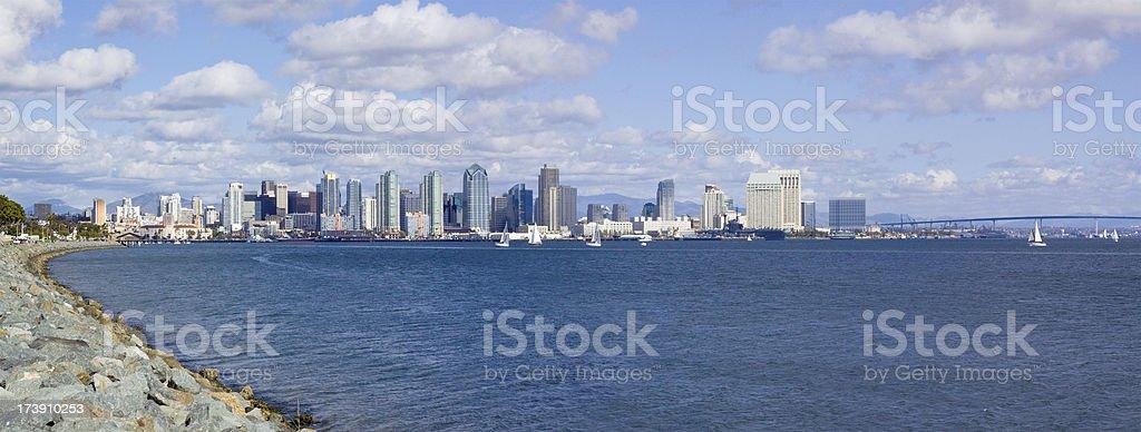 San Diego stock photo