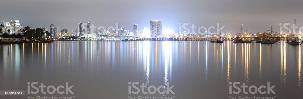 San Diego: Skyline royalty-free stock photo