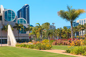 San Diego's Convention Center's Beauty (P)