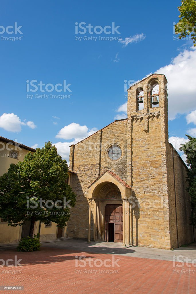 Chiesa San Domenico stock photo