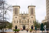 San Fernando Cathedral in Texas
