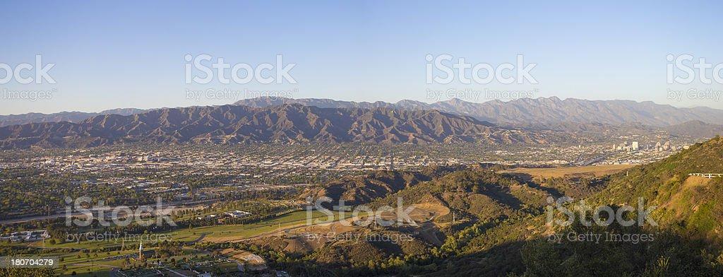 San Fernando Valley stock photo
