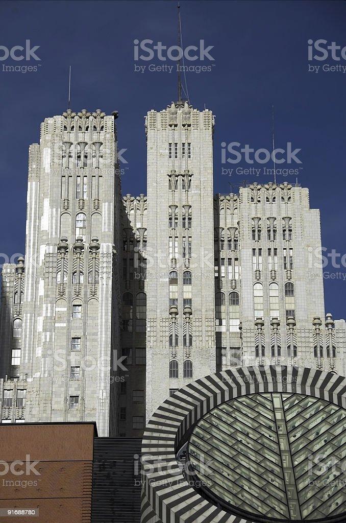 San Francisco architecture stock photo