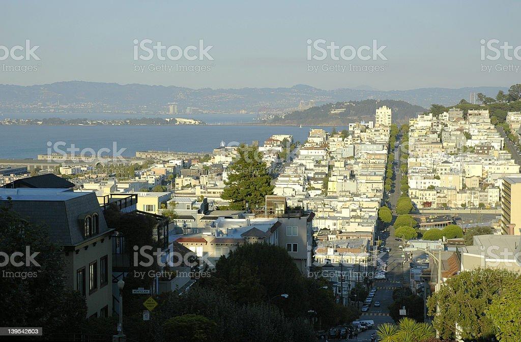 San Francisco Bay Area stock photo