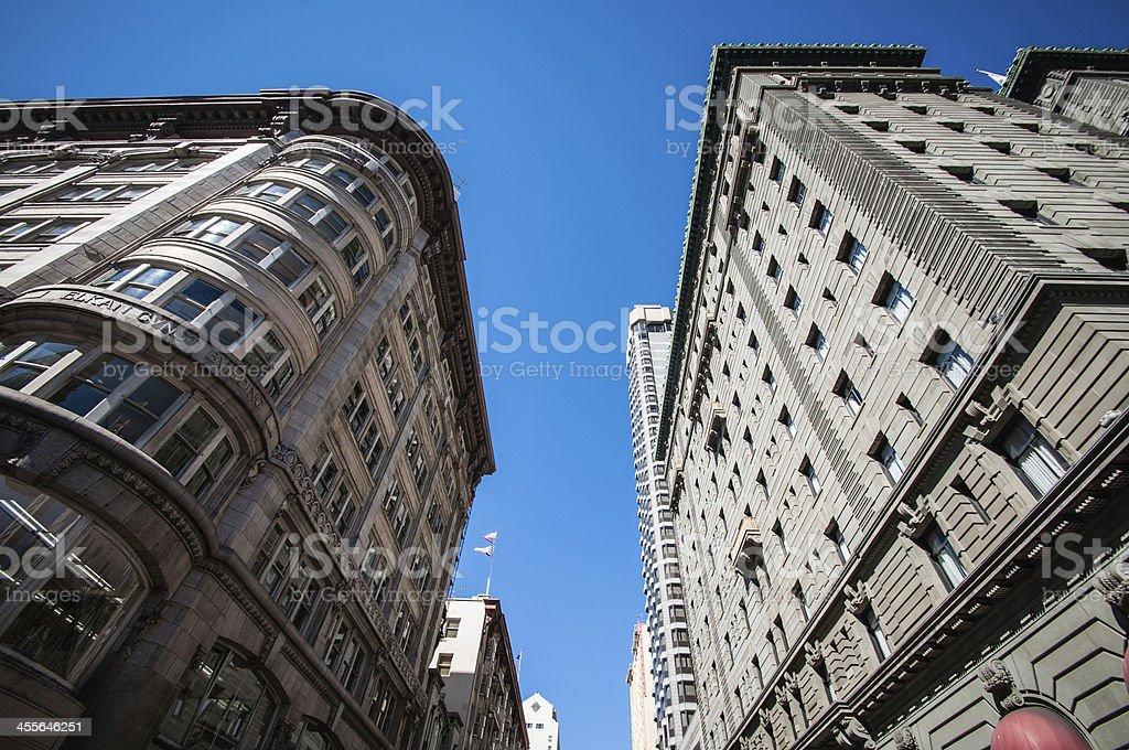 San Francisco Buildings stock photo