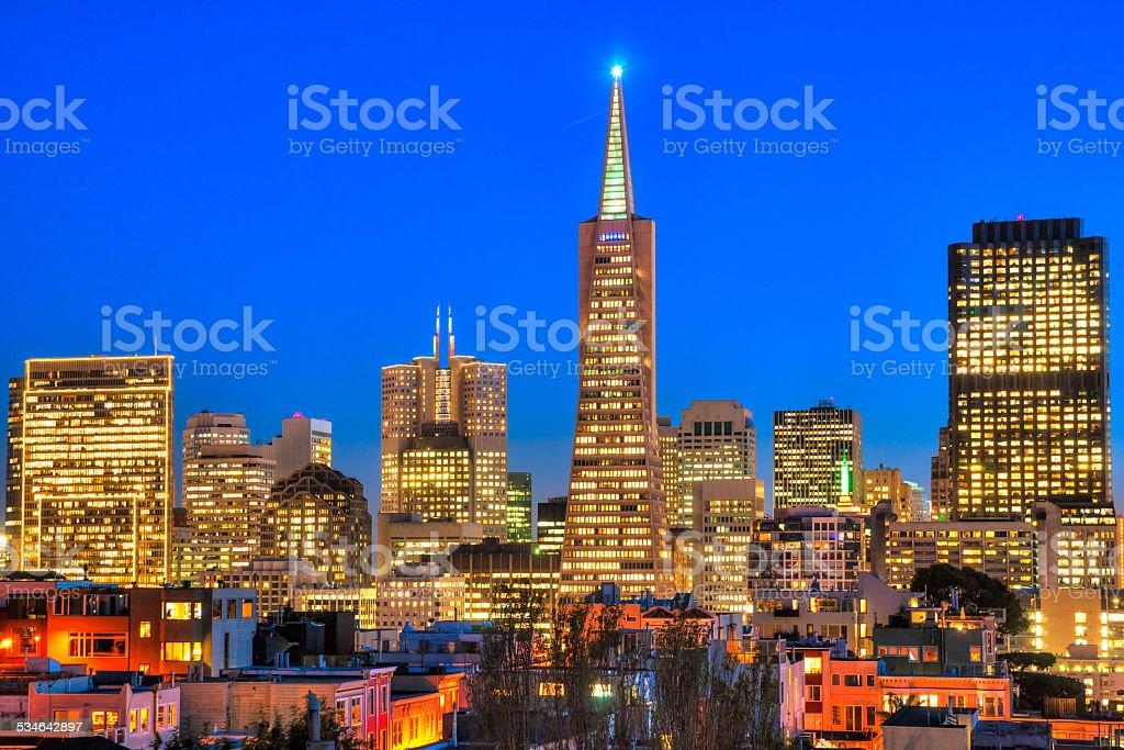 San Francisco, Kalifornien, USA. – Foto