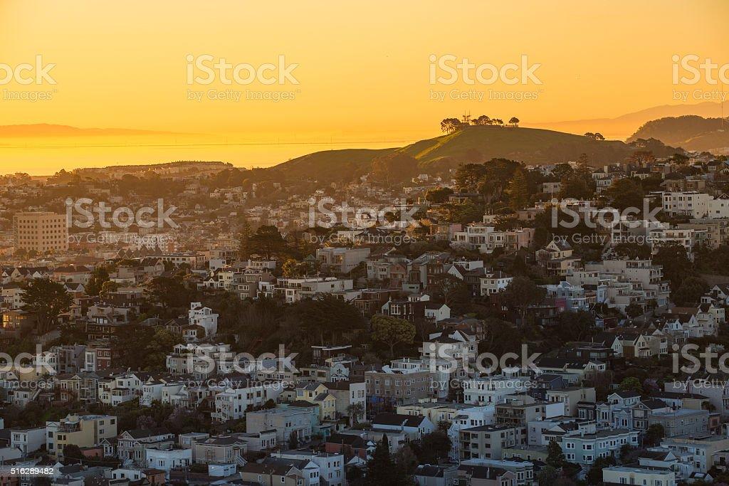 San Francisco community stock photo