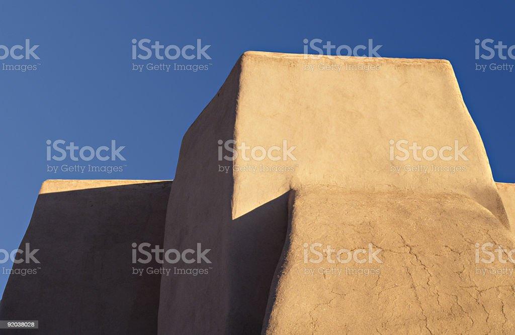 San Francisco de Asis stock photo