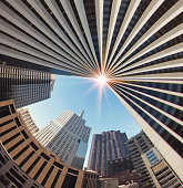 San Francisco Financial Downtown Buildings