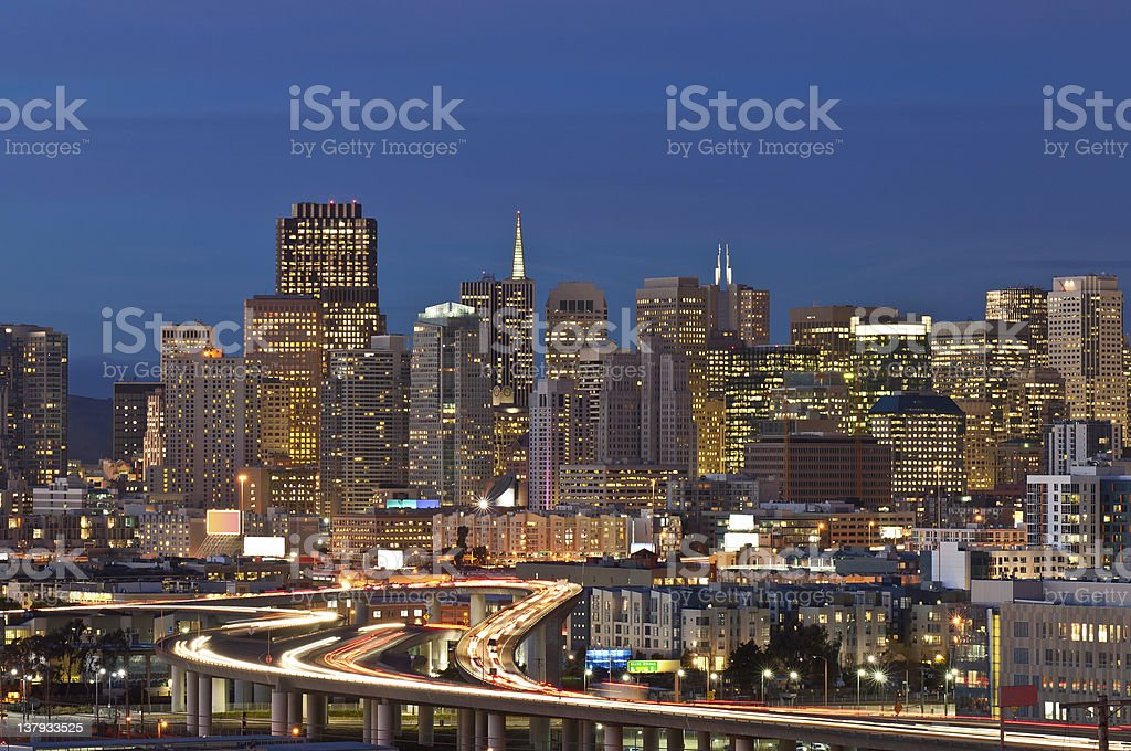 San Francisco. royalty-free stock photo