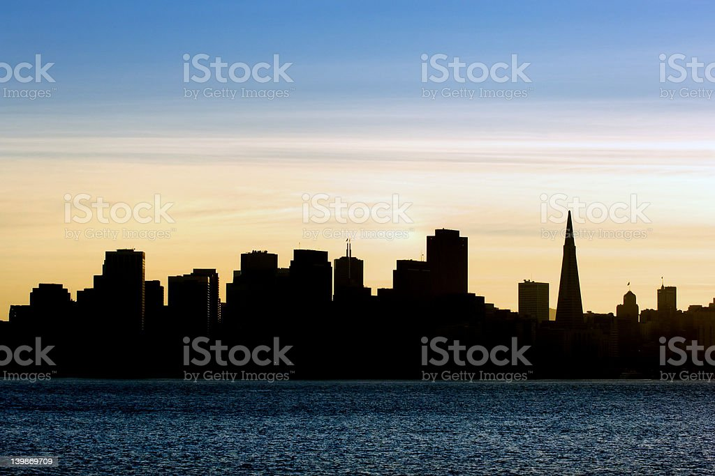 San Francisco royalty-free stock photo