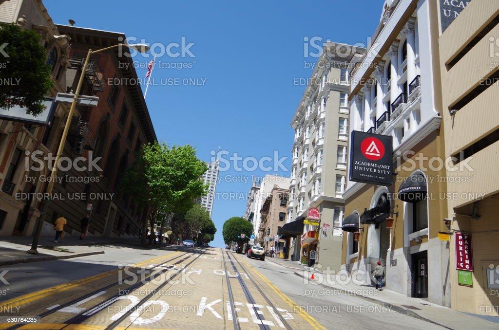 San Francisco foto de stock libre de derechos