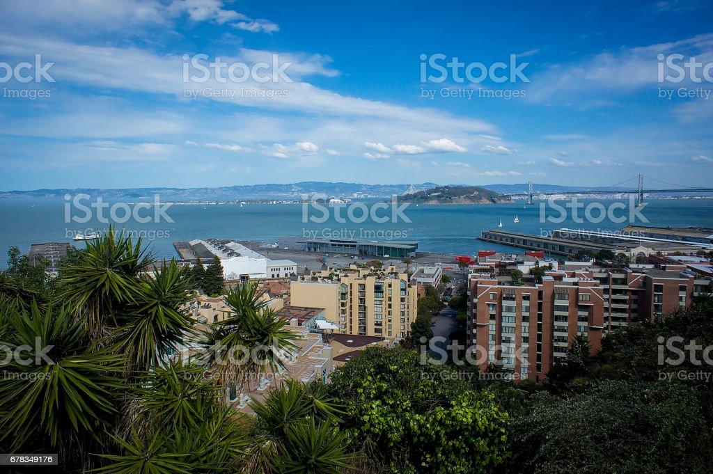 San Francisco stock photo