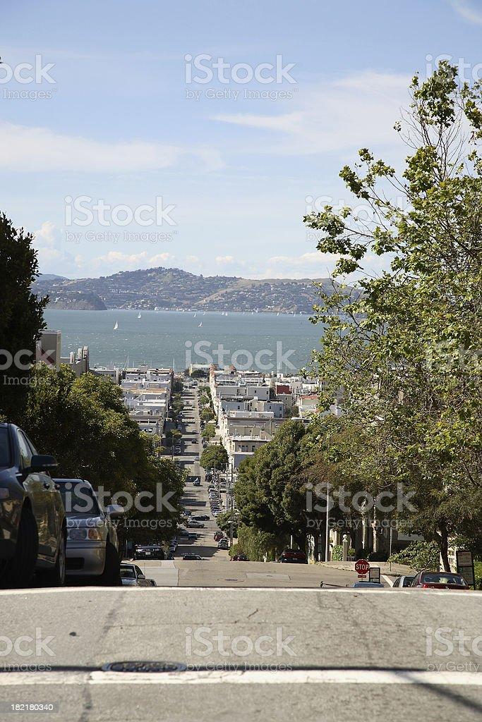 San Francisco: View stock photo