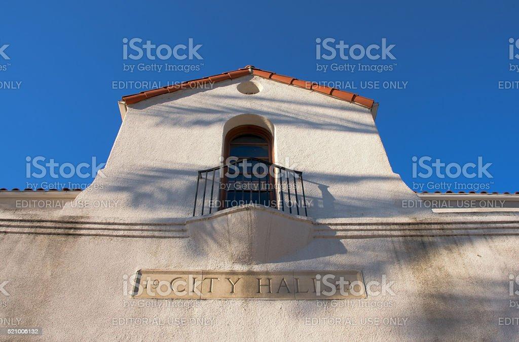 San Gabriel stock photo