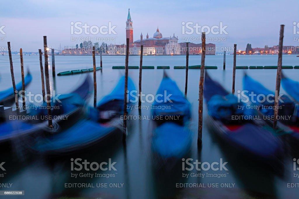 San Giorgio Maggiore Island- Venice from stock photo