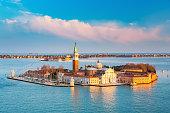 San Giorgio Maggiore island, Venice