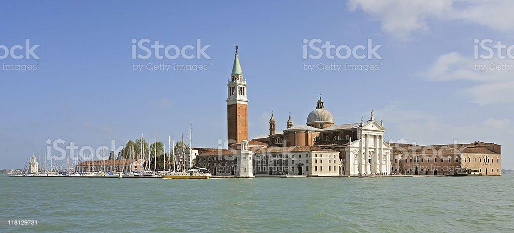 San Giorgio Maggiore, Italy stock photo