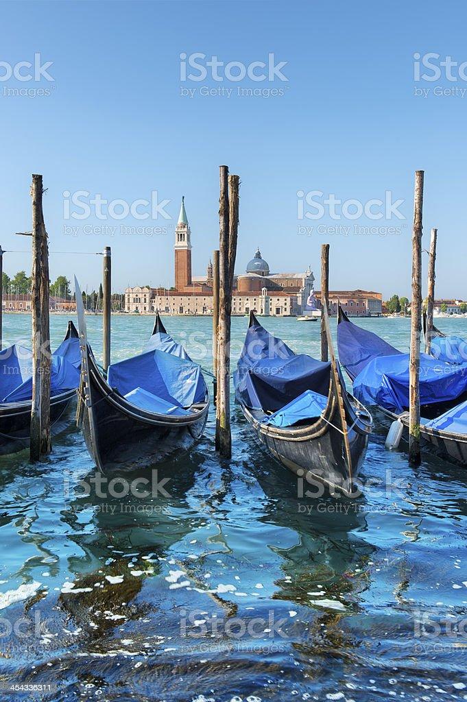 San Giorgio Maggiore stock photo