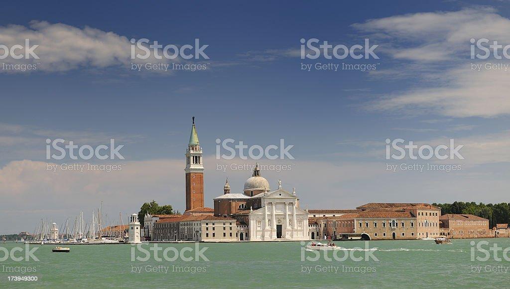San Giorgio Maggiore, Venice, Italy (XXXL) royalty-free stock photo