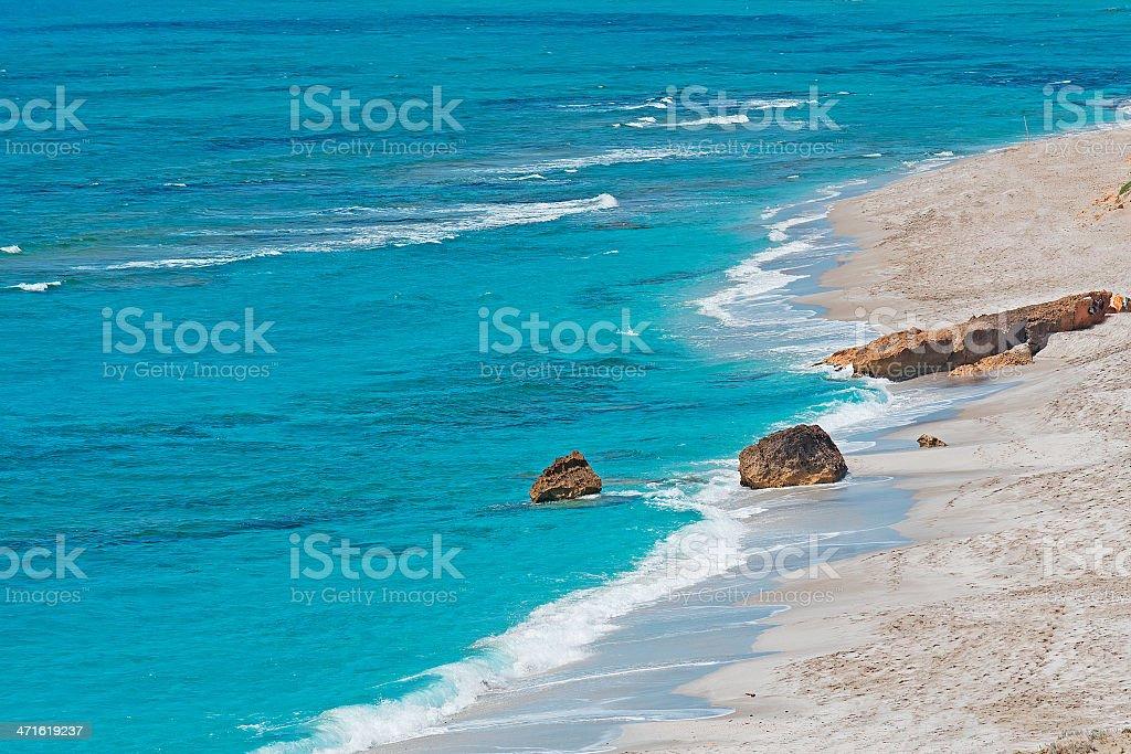 San Giovanni beach royalty-free stock photo