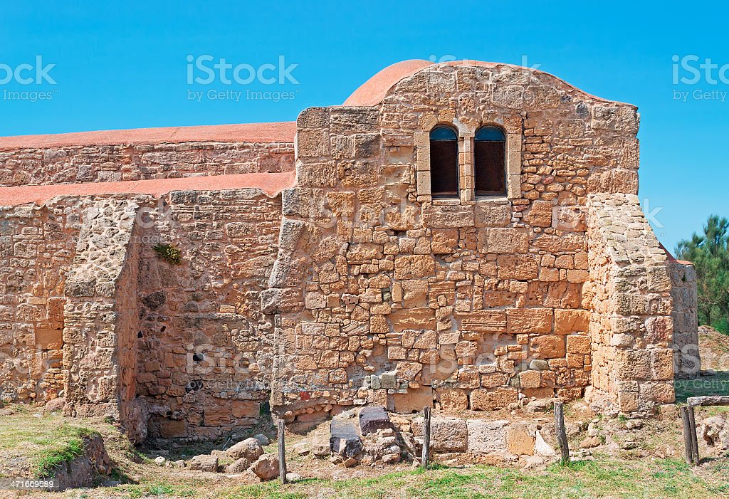 San Giovanni church royalty-free stock photo