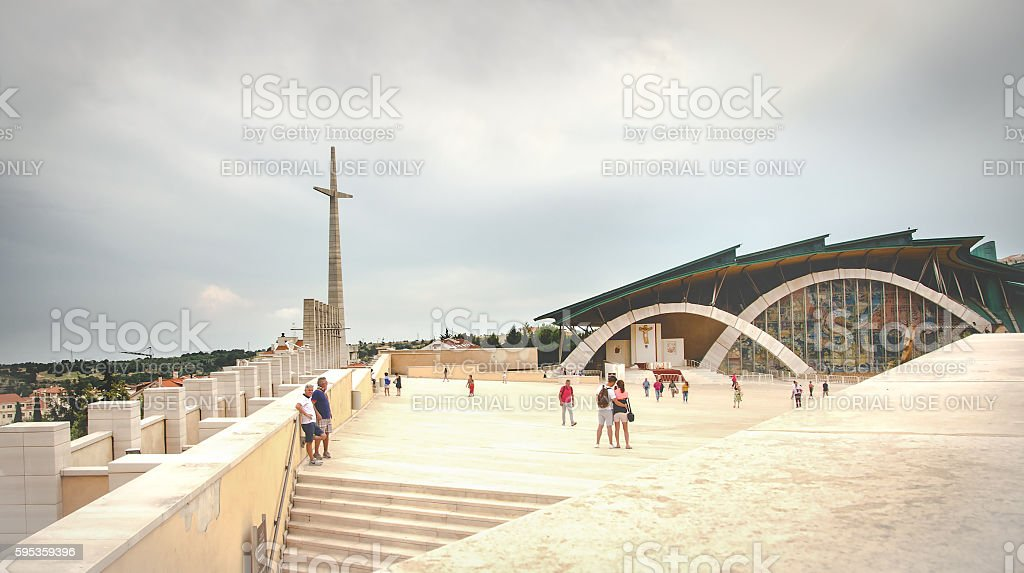 San Giovanni Rotondo , Apulia stock photo