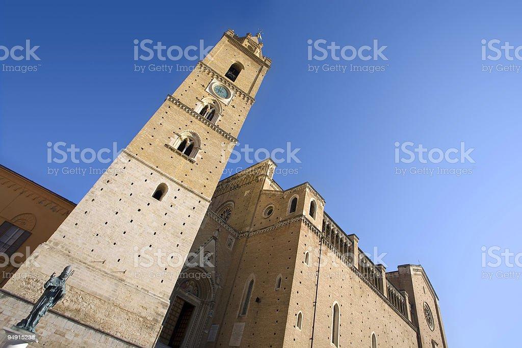 San Giustino, Chieti royalty-free stock photo