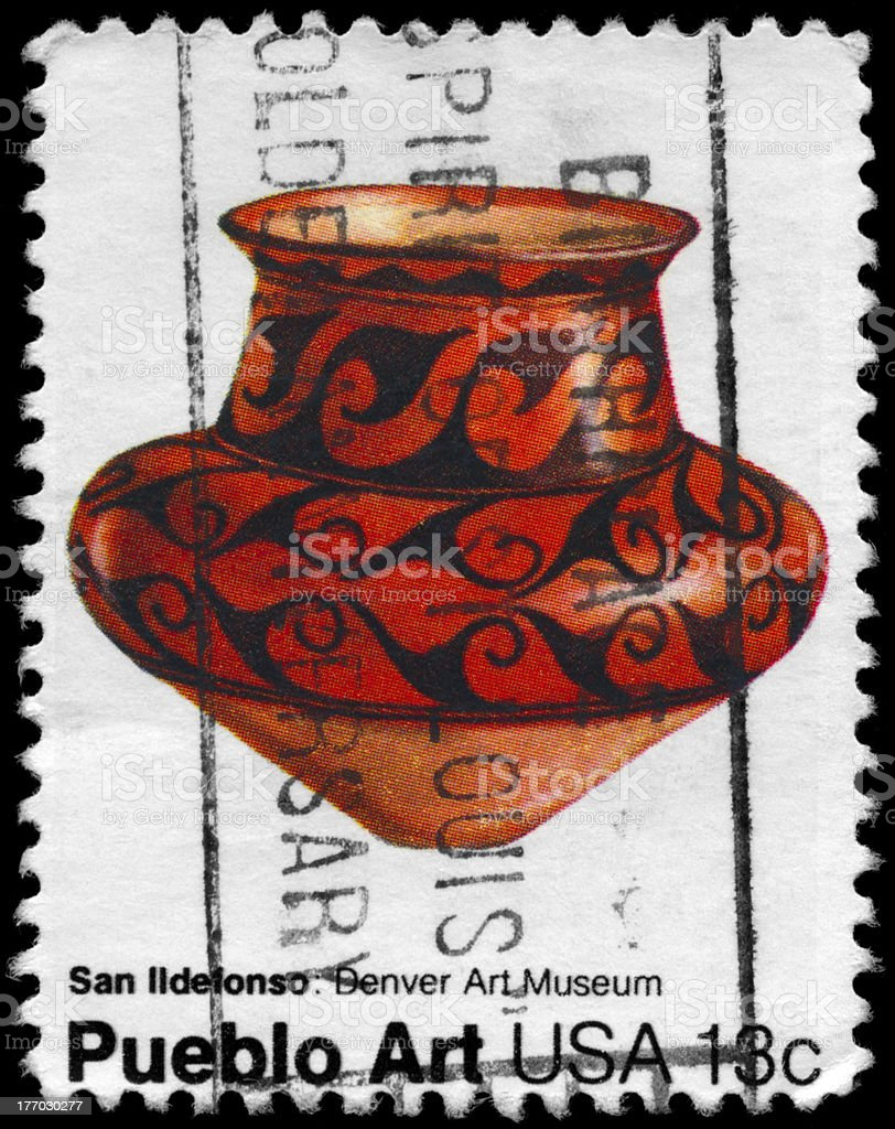 San Ildefonso stock photo