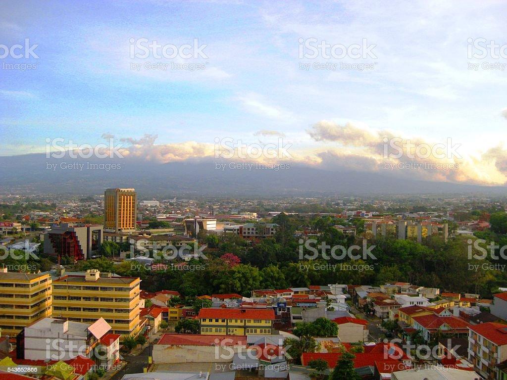 San José, Costa Rica stock photo