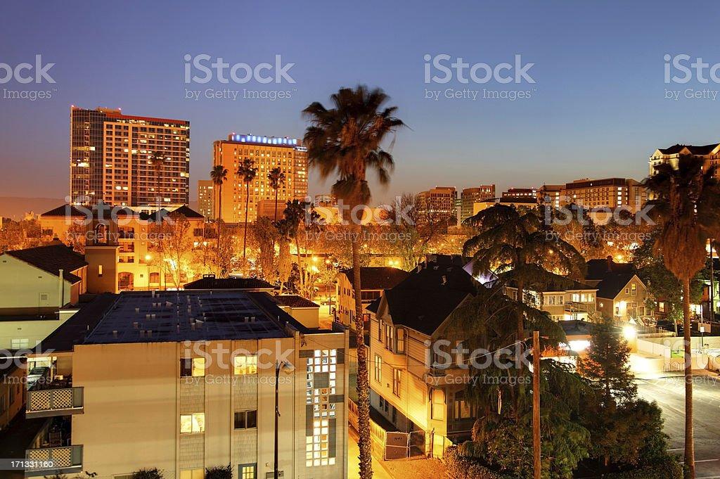 San Jose California royalty-free stock photo