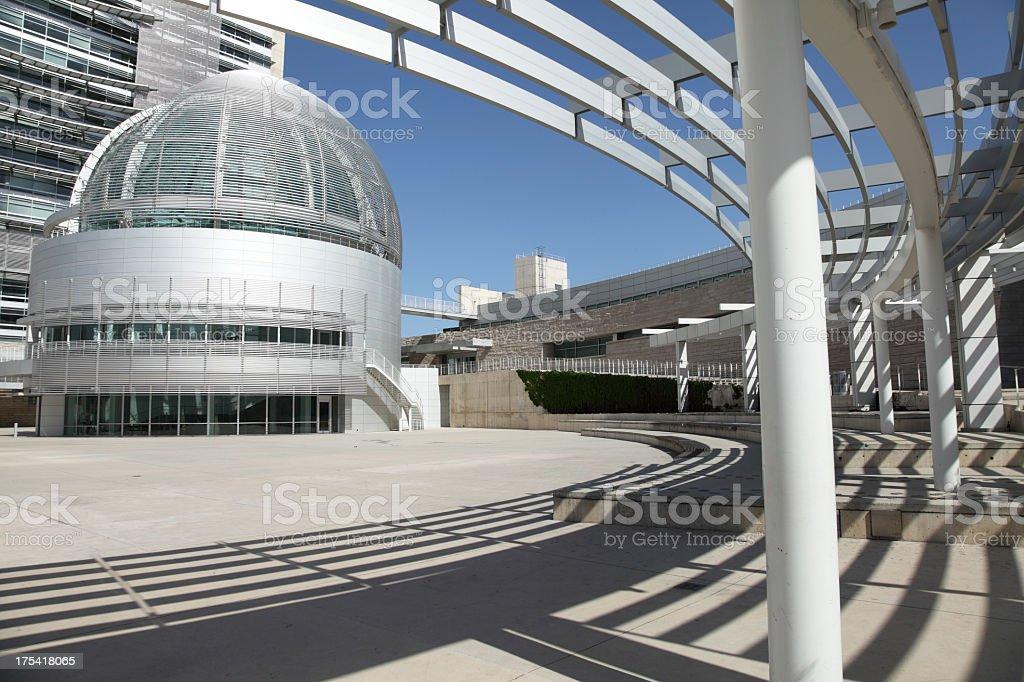 San Jose City Hall stock photo