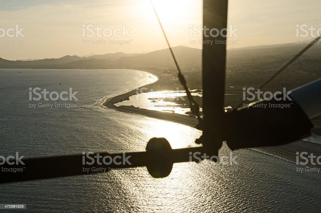 San Jose del Cabo Beach stock photo