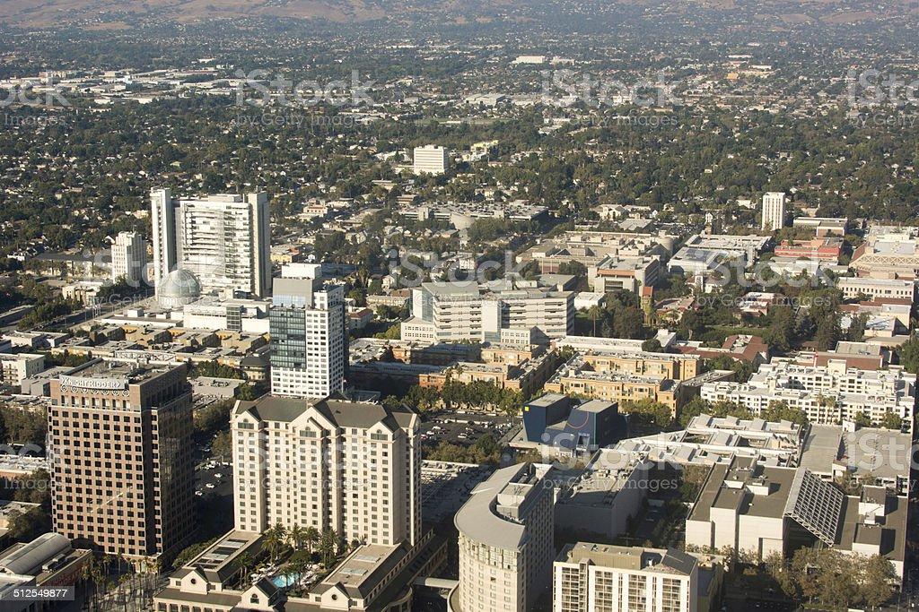 San Jose stock photo