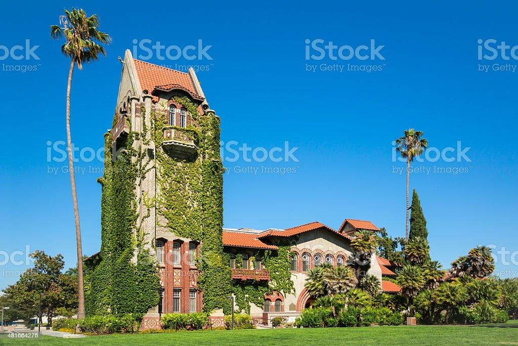 San Jose state university stock photo