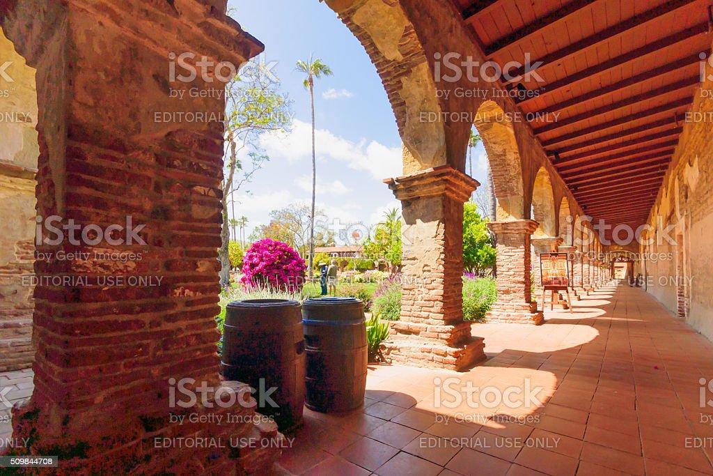 San Juan Capistrano stock photo