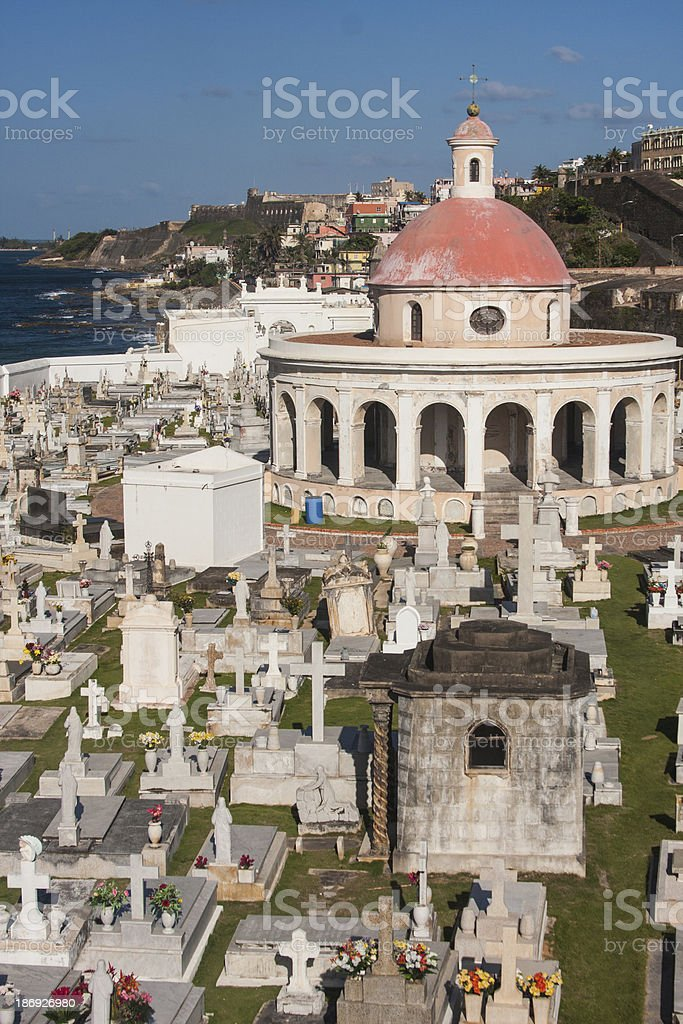 San Juan Puerto Rico stock photo