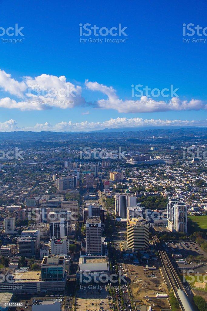 San Juan, Puerto Rico stock photo