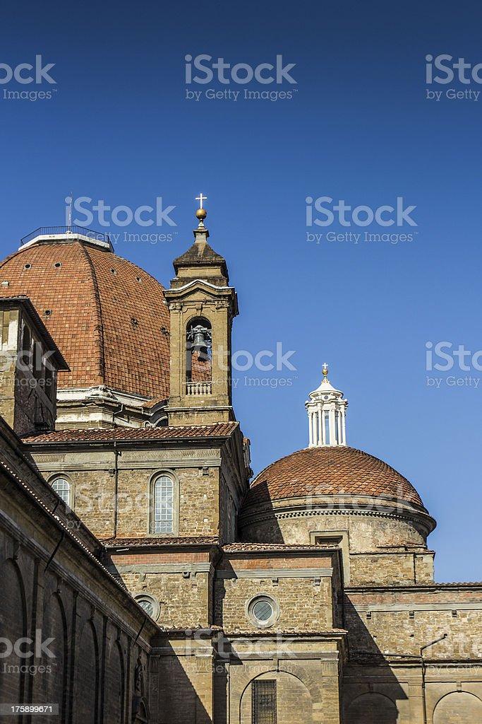San Lorenzo royalty-free stock photo