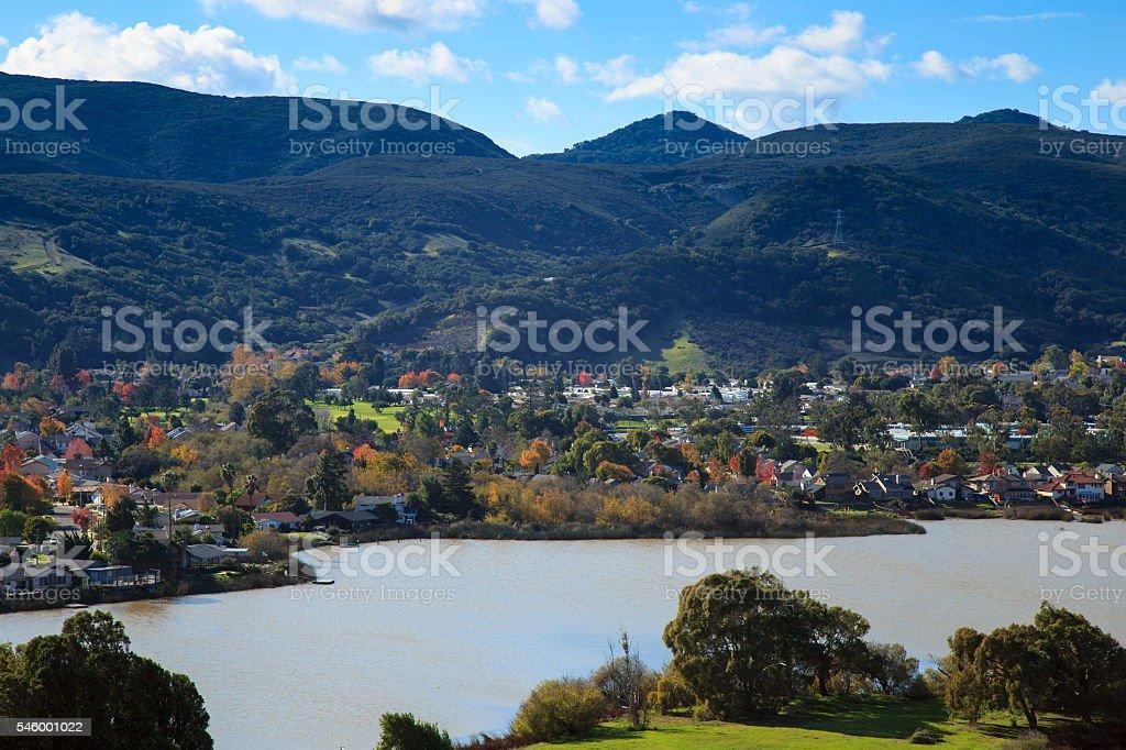 San Luis Obispo, California stock photo