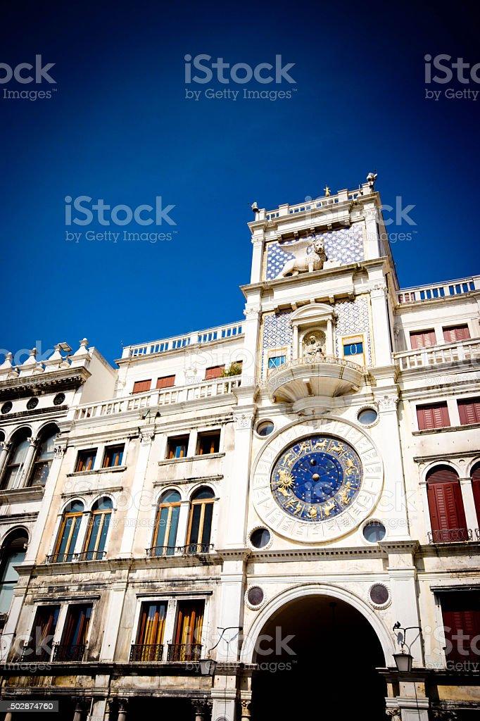 San Marco Piazza Venice stock photo