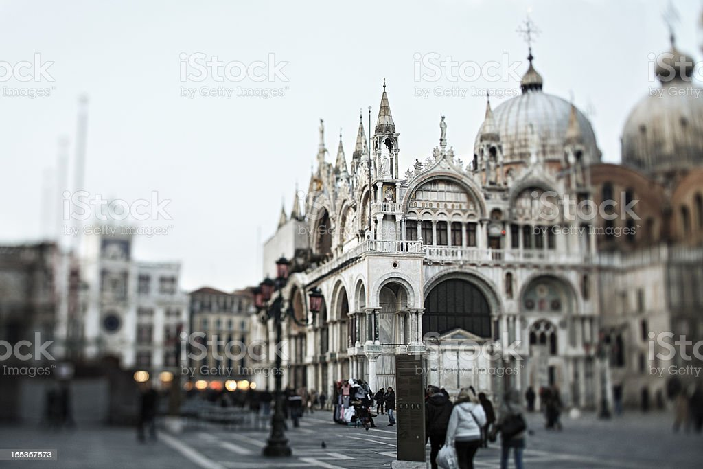San Marco royalty-free stock photo