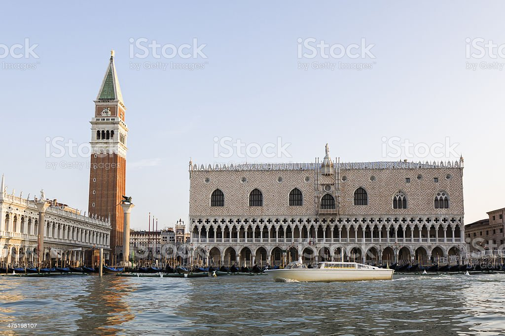 San Marco Quarter royalty-free stock photo