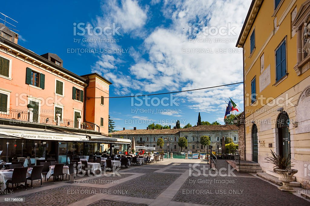 San Marco square stock photo