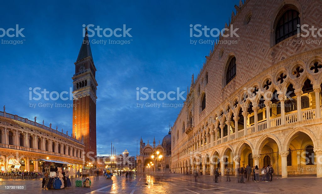 San Marco, Venice royalty-free stock photo